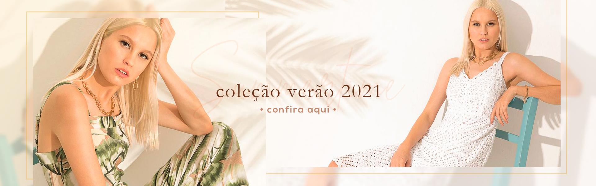 Coleção Verão 2021